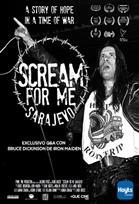 IRON MAIDEN: SCREAM FOR ME