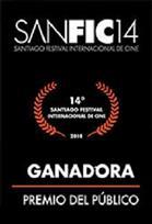 SANFIC: GANADORA PREMIO DEL PUBLICO