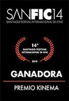 SANFIC: GANADORA PREMIO KINEMA