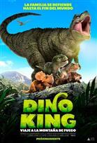 DINO KING: VIAJE A LA MONTAÑA DE FUEGO