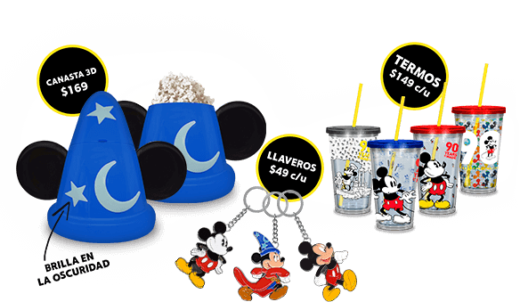 Productos mickey