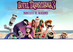 Hotel Transylvania 3: Monstruos de vac.