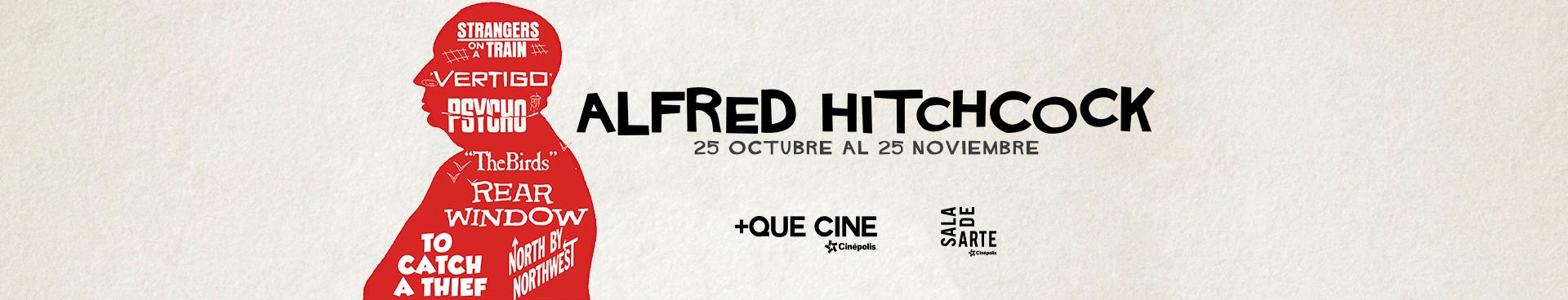 +Que Cine: Hitchcock