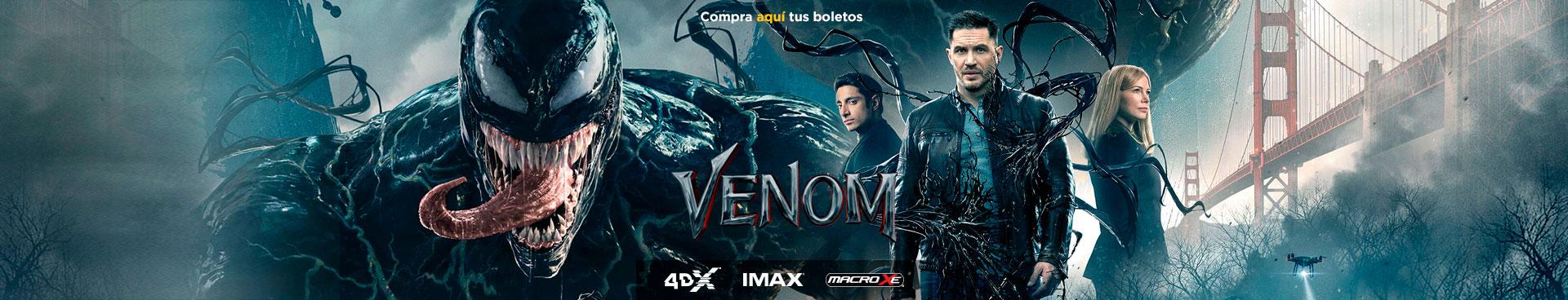 En cartelera: Venom