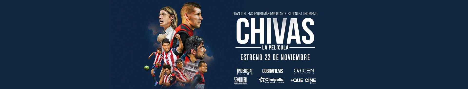 +Que Cine: Chivas