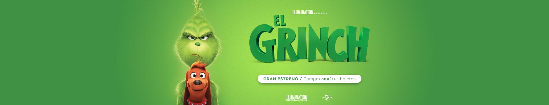 Gran estreno: El Grinch