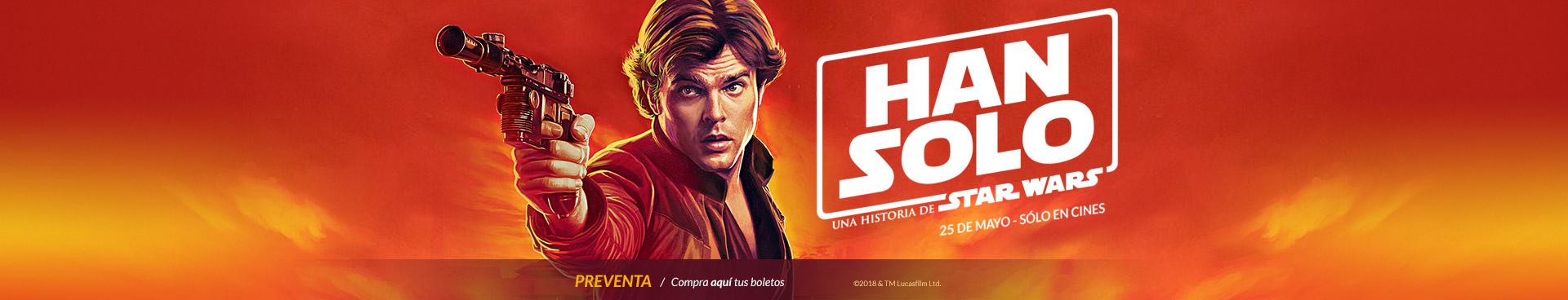 Preventa Han Solo