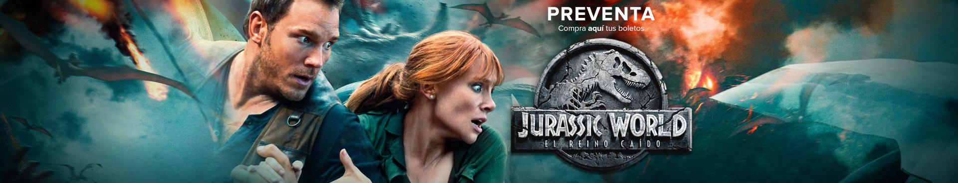 Preventa Jurassic World