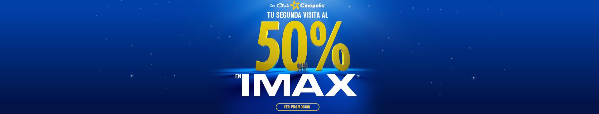 Promoción IMAX TCC
