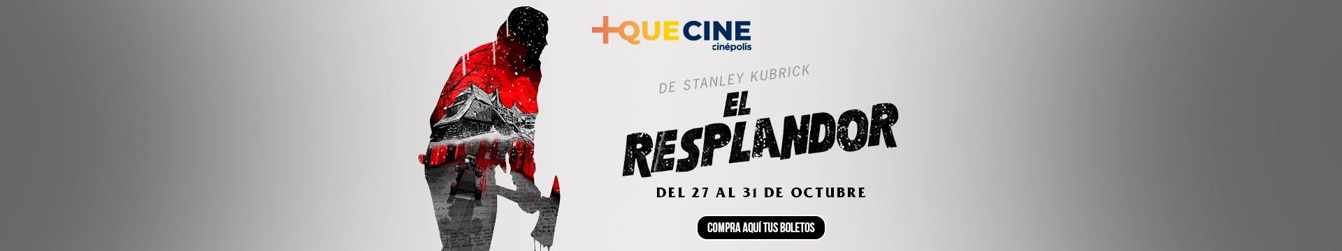 +Que Cine: El Resplandor