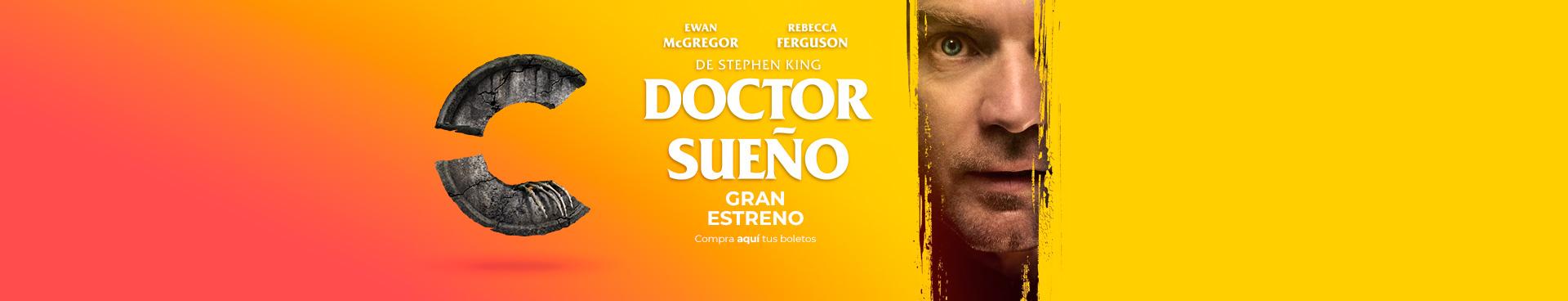 Gran estreno: Doctor Sueño