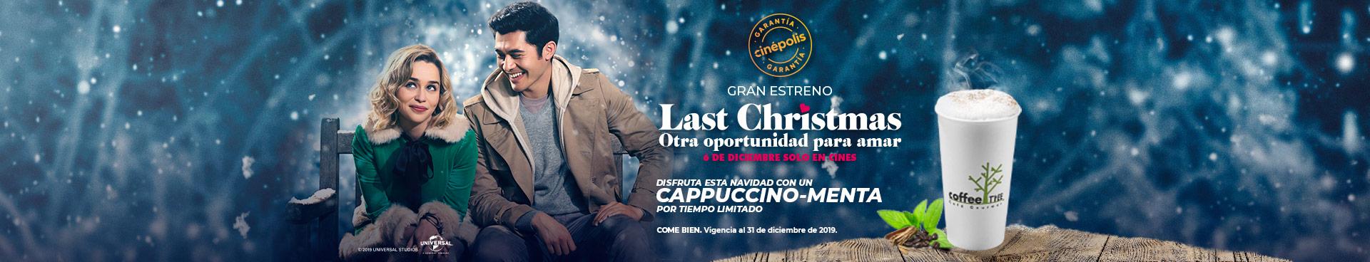 Estreno: Last Christmas Otra Oportunidad para Amar