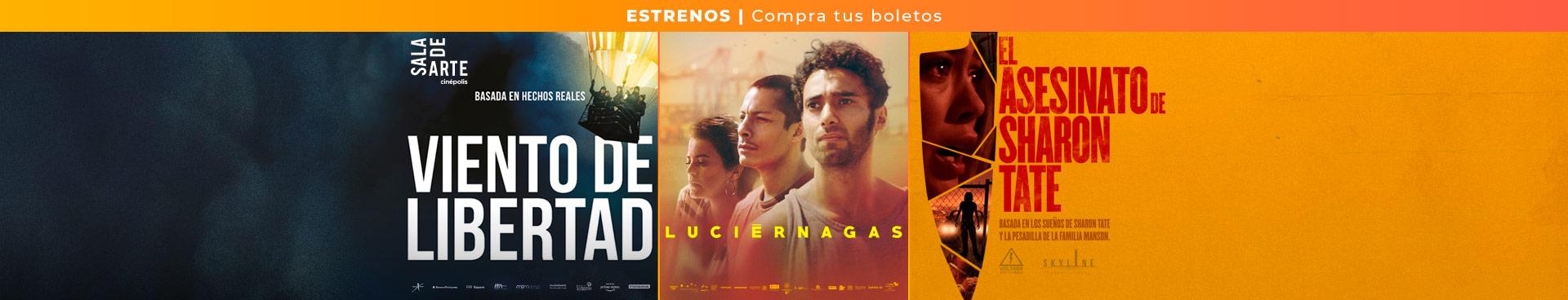 Estrenos: Viento de Libertad / Luciérnagas