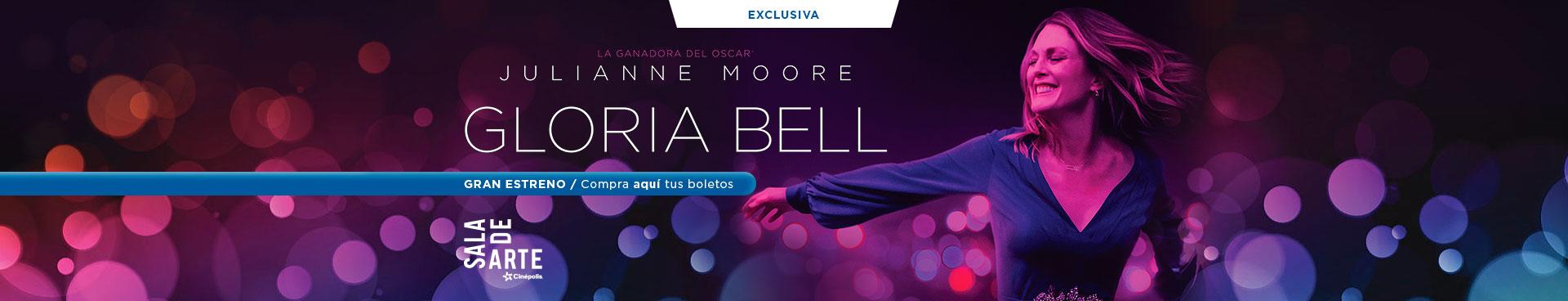 Gran estreno: Gloria Bell