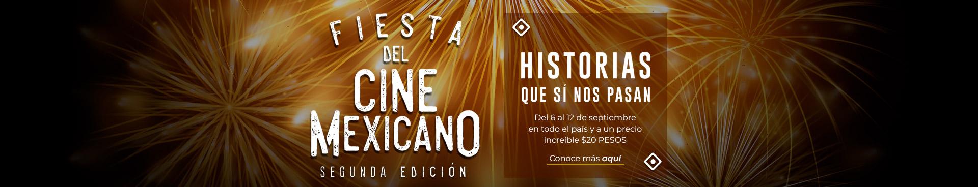 Fiesta de Cine mexicano