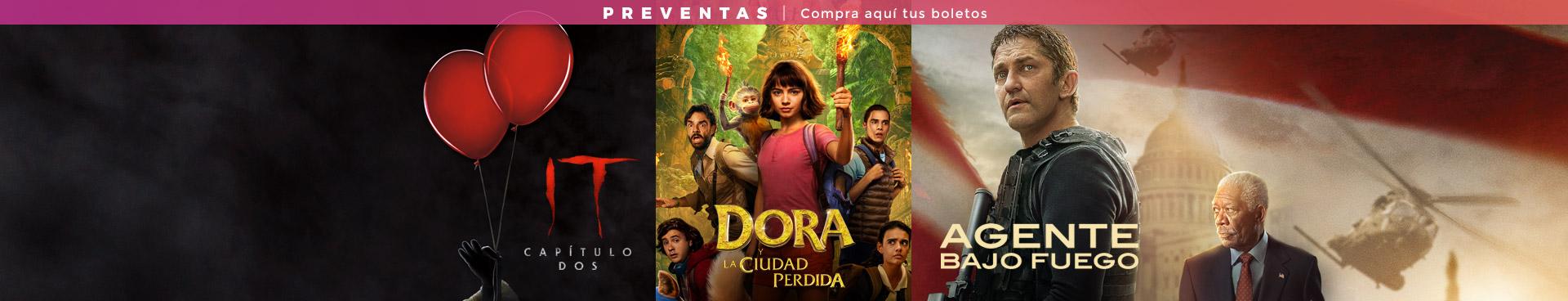 Preventa: Agente Bajo Fuego / IT / Dora