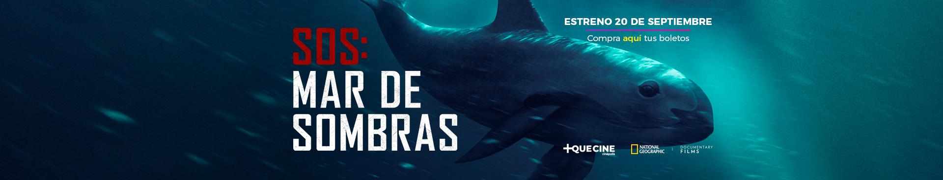 +Que Cine: SOS: Mar de Sombras