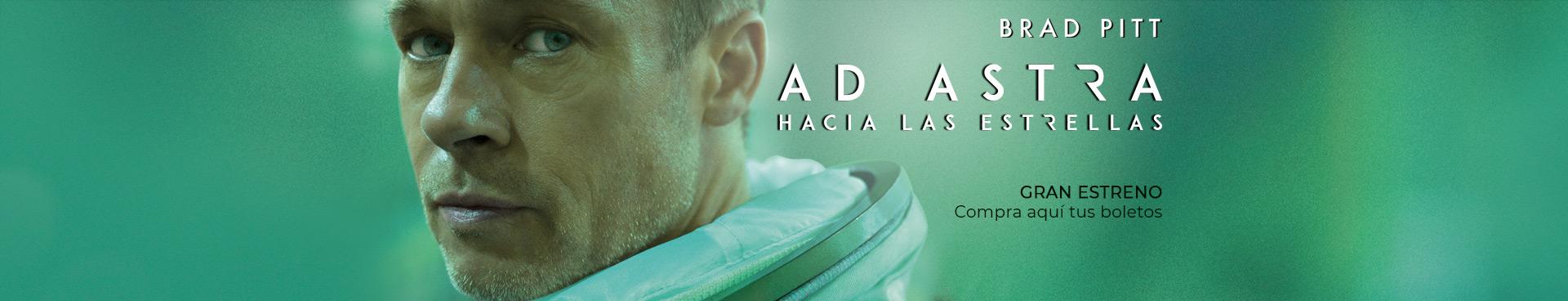 Gran estreno: Ad Astra