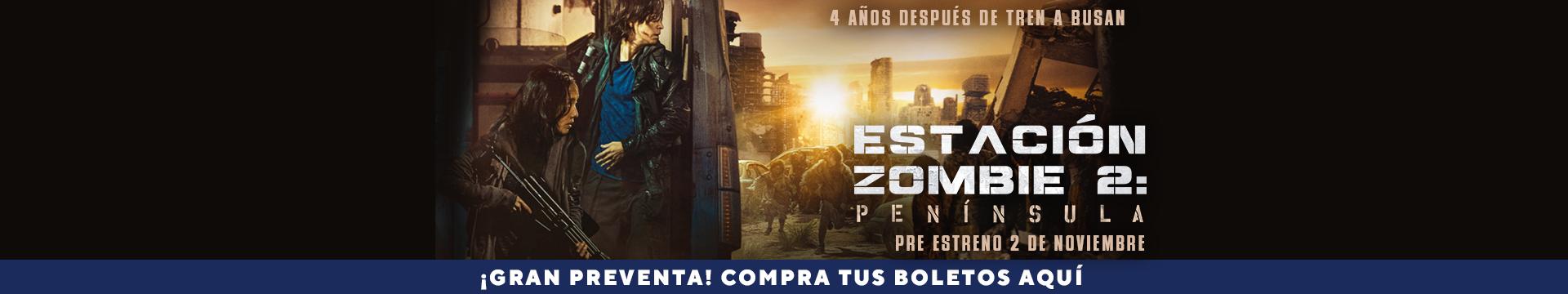 Preventa : Estaciòn Zombie 2 : Peninsula