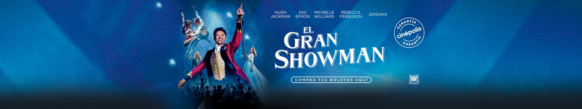 Reestreno: El Gran Showman