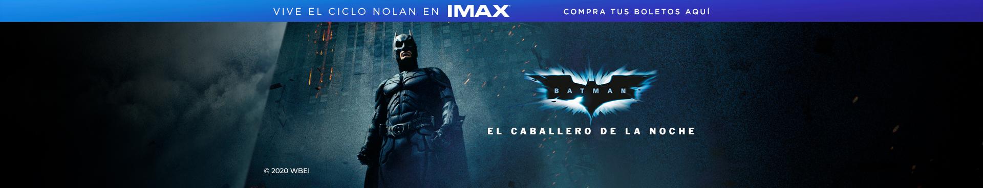 Ciclo Nolan: Batman: El Caballero de la Noche
