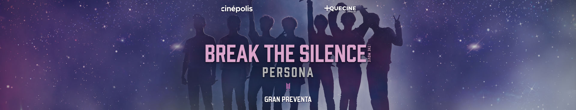 Preventa: Break the Silence: The movie