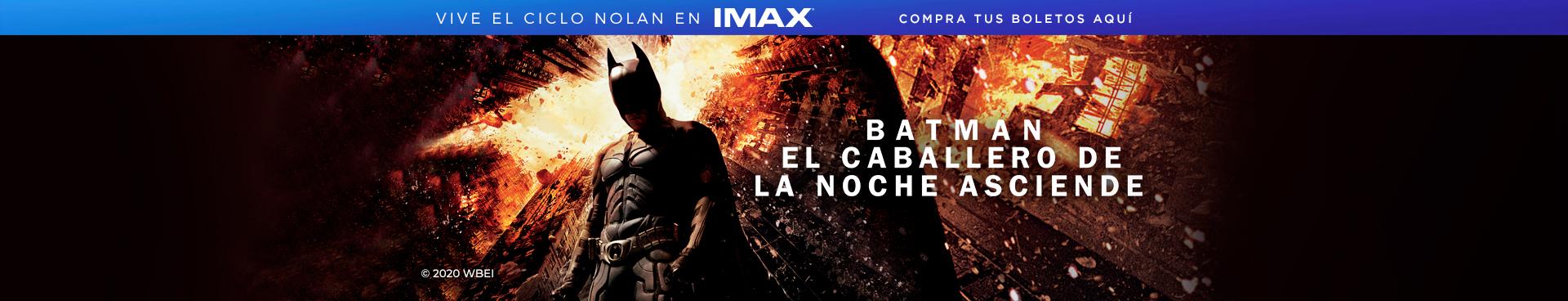 Ciclo Nolan: Batman: El Caballero de la Noche Asciende