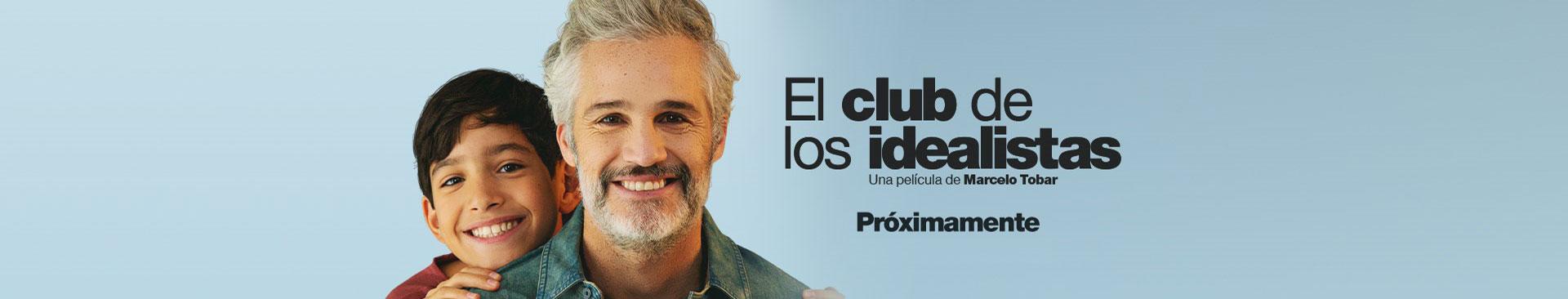 Próximamente: El Club de los Idealistas