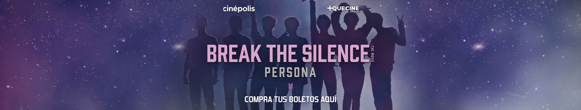 Estreno: Break the Silence: The movie