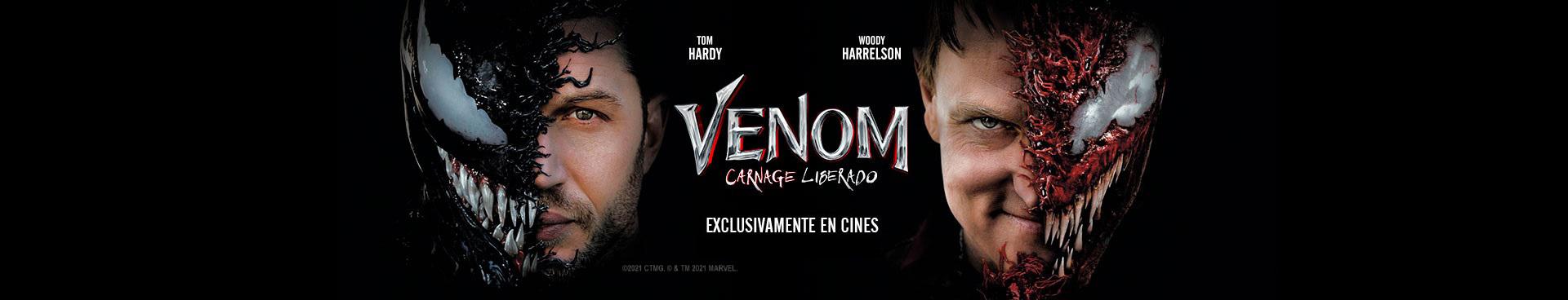 En Cartelera: Venom Carnage Liberado
