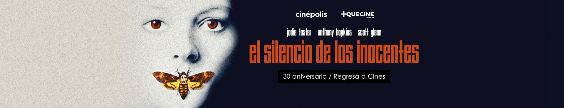 Estreno  El Silencio de los Inocentes 30 Aniversario