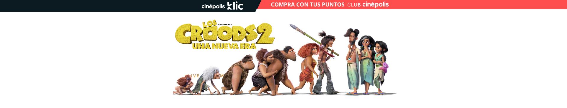 Klic Los Croods 2