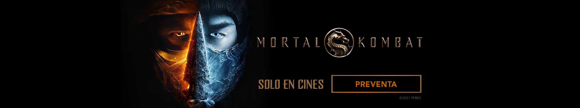Preventa Mortal Kombat