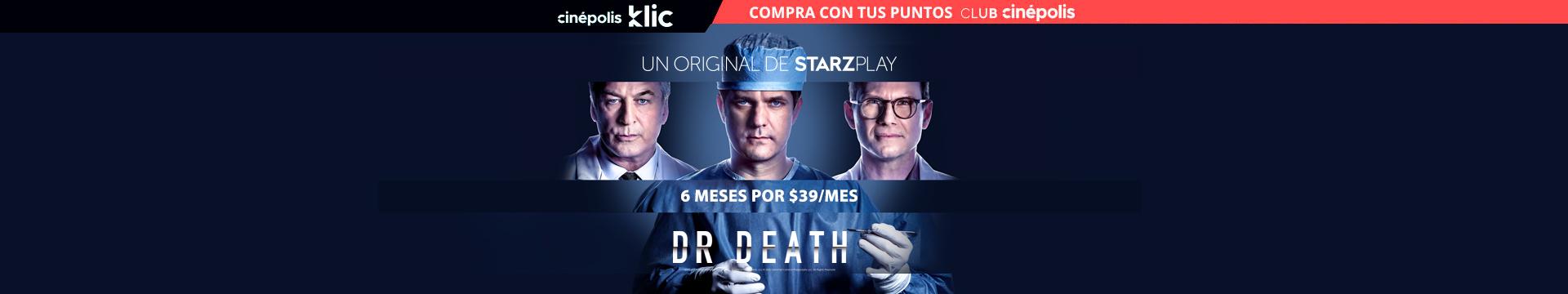 Klic Dr. Death