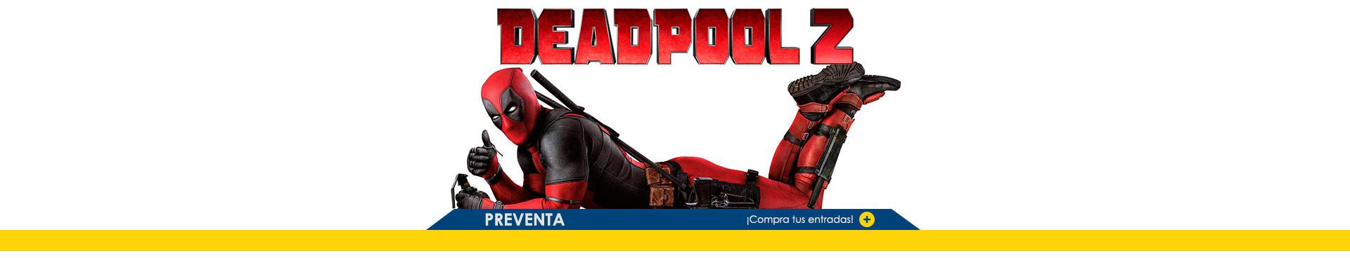 Preventa Deadpool