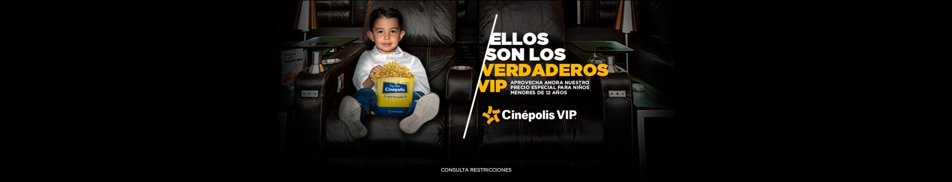 Promo VIP