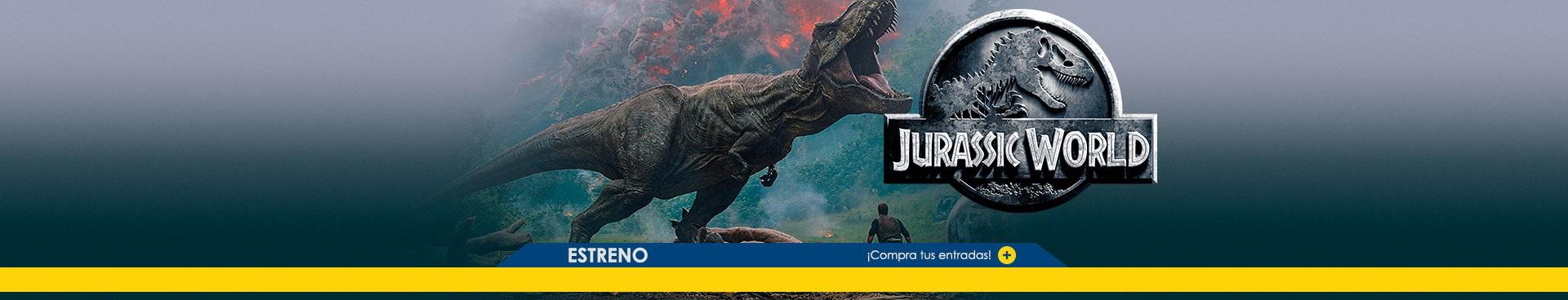 Estreno Jurassic World