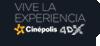 Vive la experiencia 4DX