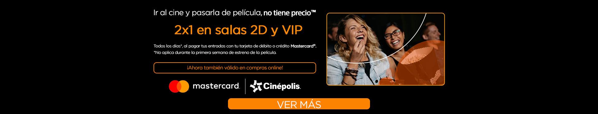 2x1 MasterCard