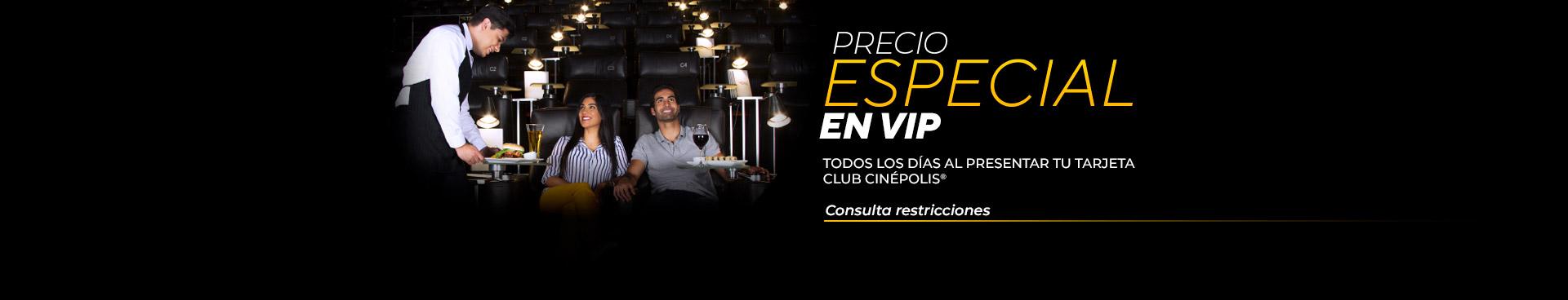 Promocion Precio especial VIP