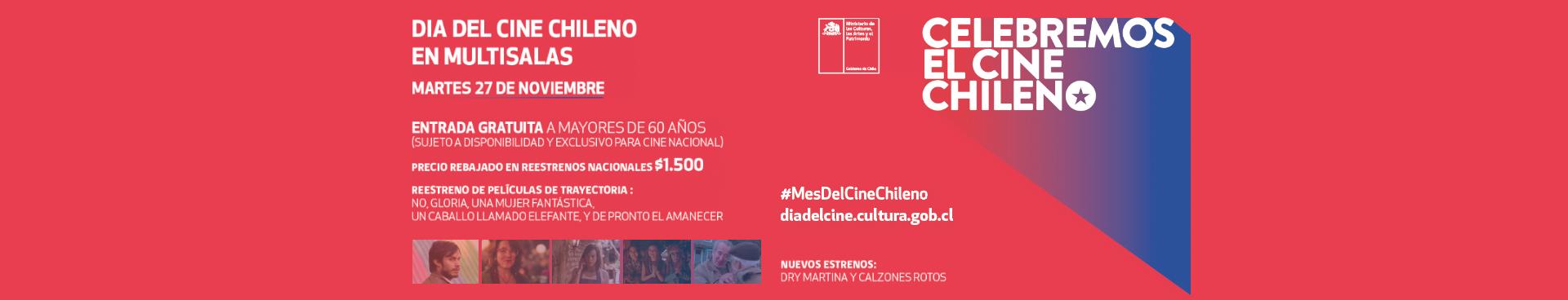 DÍA DEL CINE CHILENO