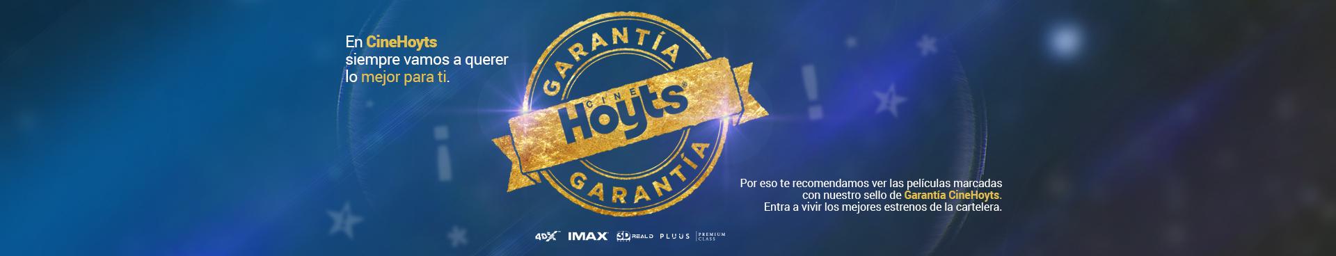 Garantia Hoyts