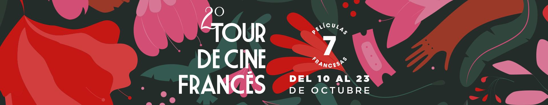 2DO TOUR DE CINE FRANCÉS (2019), DESDE EL 10 AL 23 DE OCTUBRE