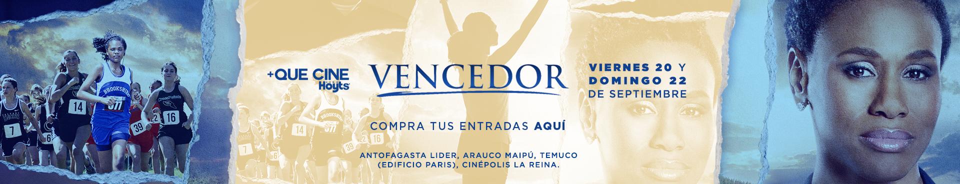 VENCEDOR ( ANTOFAGASTE LIDER - MAIPÚ- LA REINA Y TEMUCO)