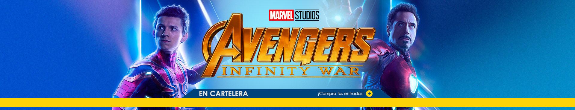 En cartelera Avengers