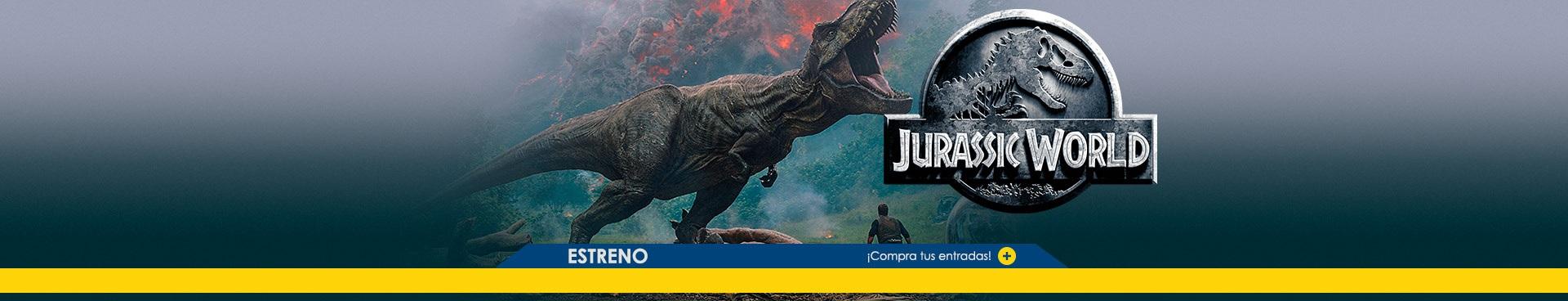 Estreno Jurasic World