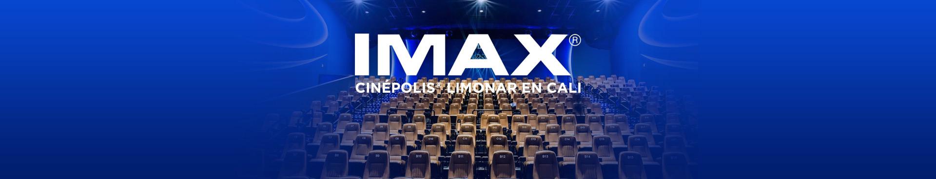 Experiencia IMAX en Cinépolis Limonar Cali