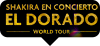 Shakira en concierto El dorado