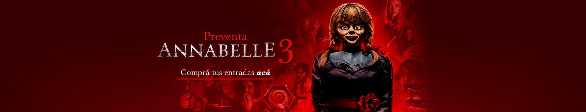 Preventa Annabelle 3