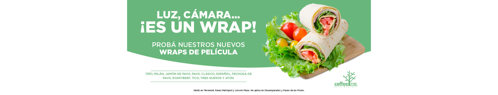 Promocion Wrap